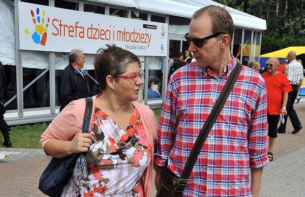 Czyżby to nowa moda? A może oznaki czasu? Dorota Zawadzka pojawiła się na Karuzeli Cooltury z nową fryzurą.