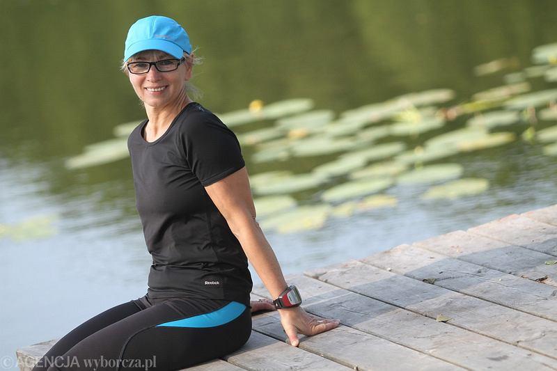 Leonora Karłowska - we wrześniu pobiegnie maraton w Warszawie, to będą jej drugie zawody na tym dystansie