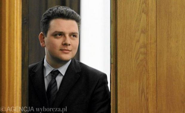 """Wybory 2011. Olszewski rzecznikiem klubu PO - za Tyszkiewicza. """"Kiedy� si� tu jeszcze spotkamy"""""""