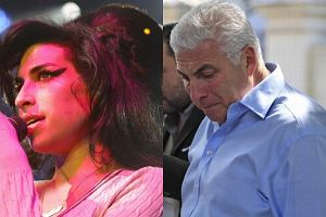 Amy Winehouse i Mitch Winehouse.