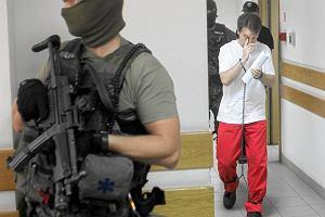 Szkatu�a dobrowolnie podda si� karze, m.in. za kierowanie gangiem