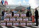 Kampania wyborcza: PiS zbiera podpisy poparcia in blanco