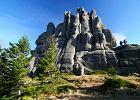 Polska. G��wny Szlak Sudecki - najd�u�szy wodospad, skalne miasta i alpejskie krajobrazy