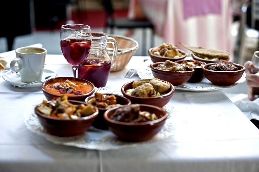Kuchnia Hiszpanska Az Cieknie Slinka