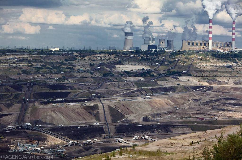 Kleszczów. Największa w Europie elektrownia cieplna i kopalnia odkrywkowa węgla brunatnego