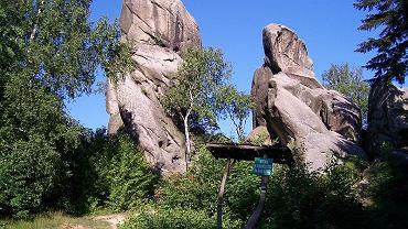 Rezerwat przyrody Prządki, Polska