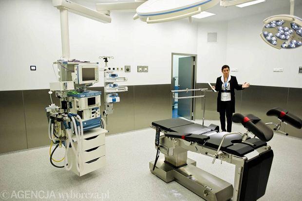 Zdj�cie numer 5 w galerii - Prywatne szpitale powalcz� o pieni�dze z NFZ