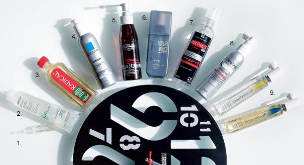 kosmetyki dla mężczyzn, włosy, wypadanie włosów