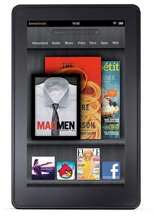 Tablet Kindle Fire od Amazon nie jest zab�jc� iPada - pierwsze opinie s� zgodne