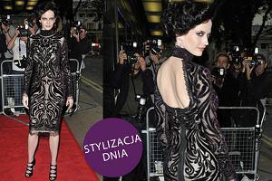 Eva Green w hipnotyzuj�cej sukience Emilio Pucci