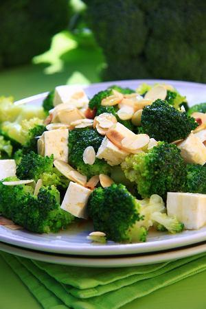 Sa�atka z broku��w i sera feta