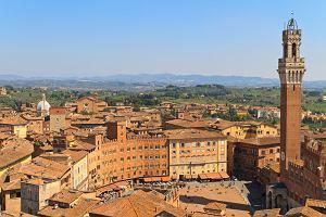 Włochy. Siena - podróże życia