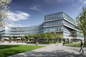 Zbudują biurowiec przy nowym placu w Wilanowie