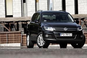 Volkswagen Tiguan 2.0 TSI DSG - test | Za kierownic�