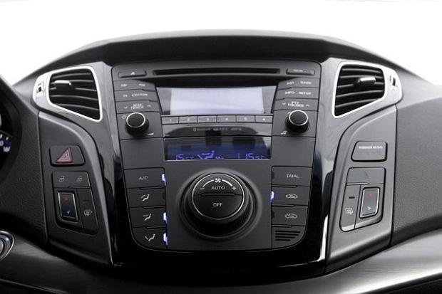 Hyundai i40 1.7 CRDi - test | Za kierownicą