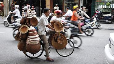 Wietnam. Hanoi - stolica Wietnamu