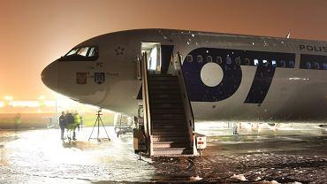 Operacja podnoszenia Boeinga 767