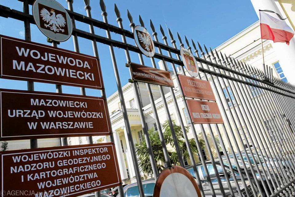 Urząd Wojewódzki w Warszawie