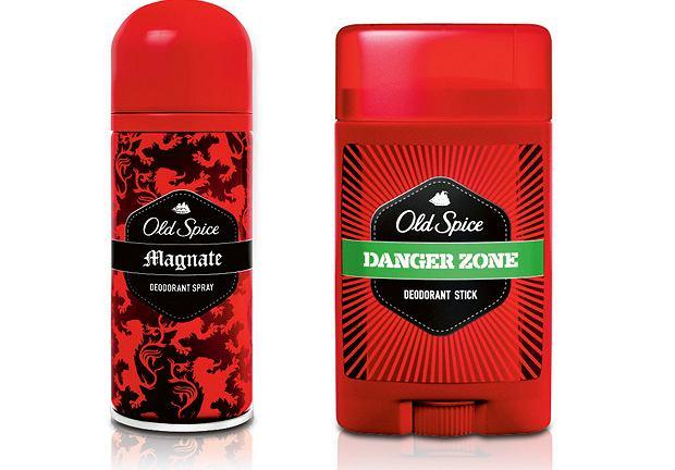 Old Spice: Magnate i Danger