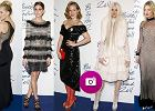 Ekstrawaganckie stylizacje gwiazd na gali British Fashion Awards