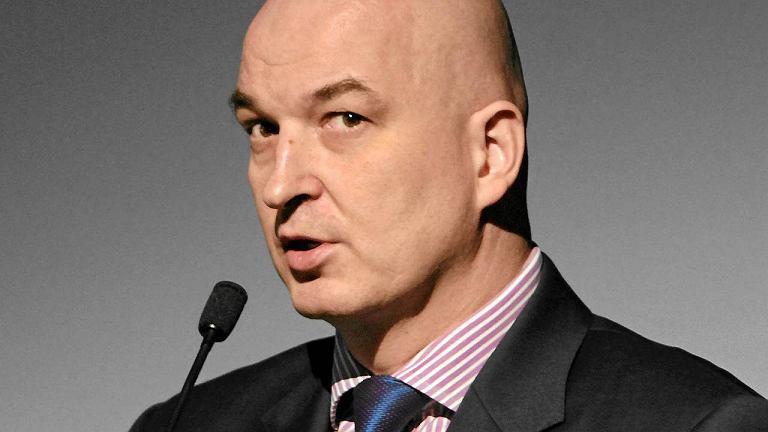 Dr Sławomir Dębski,  dyrektor Centrum Polsko-Rosyjskiego Dialogu i Porozumienia