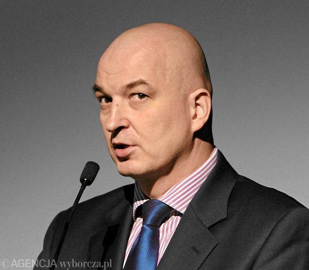 Dr S�awomir D�bski,  dyrektor Centrum Polsko-Rosyjskiego Dialogu i Porozumienia