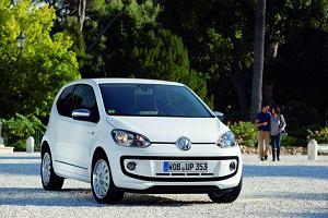 Hybrydowy Volkswagen Up! w drodze