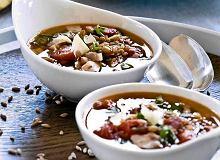 Zupa z farro - ugotuj