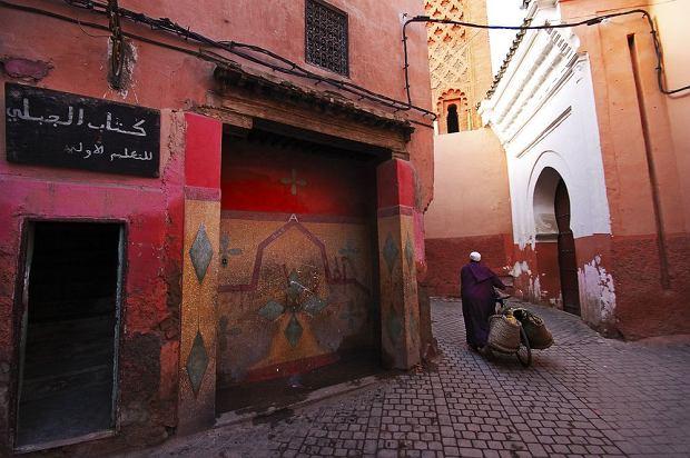 Maroko zim� - ferie imbirem pachn�ce