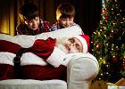 Najdziwniejsze reakcje na świętego Mikołaja
