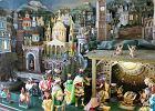 Dolny Śląsk - wspaniałe ruchome szopki bożonarodzeniowe