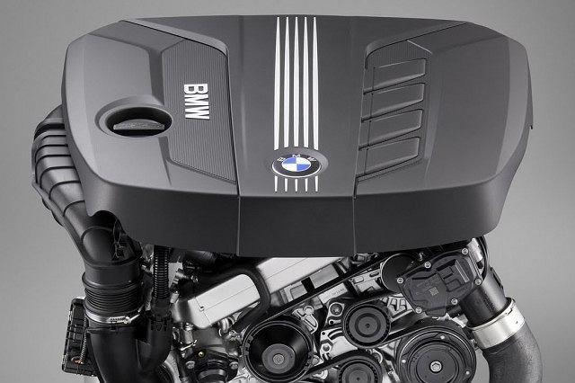 Silnik Diesla BMW