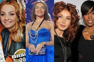 Małgorzata Socha, Ewa Minge, Kelly Rowland, Edyta Herbuś.