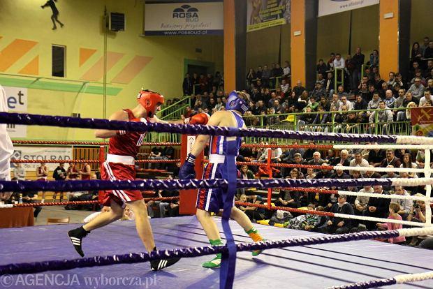 Radomski jedynak na mistrzostwa Polski junior�w w boksie