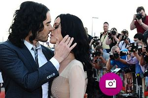 Katy Perry i Russell Brand - to by�a pi�kna mi�o�� (zdj�cia)