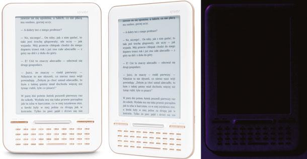 e-book, tablet, książka, czytnik, Iriver, Story
