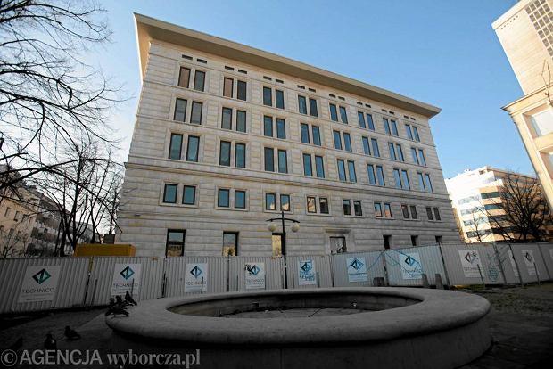 Zdj cie nr 17 w galerii siedziba bieruta zamieni a si w for Ufficio primo warszawa
