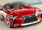 Salon Detroit 2012 | Lexus LF-LC w całej okazałości | Galeria