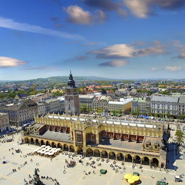 "Cosa vedere a Cracovia - ""Rynek Głowny"""