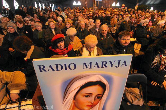 XX urodziny Radia Maryja