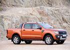 Salon Genewa 2012 |  Ford   Ranger  - klasyczny pickup