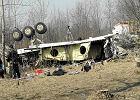 Wrak Tu-154M w Smole�sku