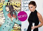 """Victoria Beckham na okładce japońskiego """"Numero"""" - poznajecie?"""