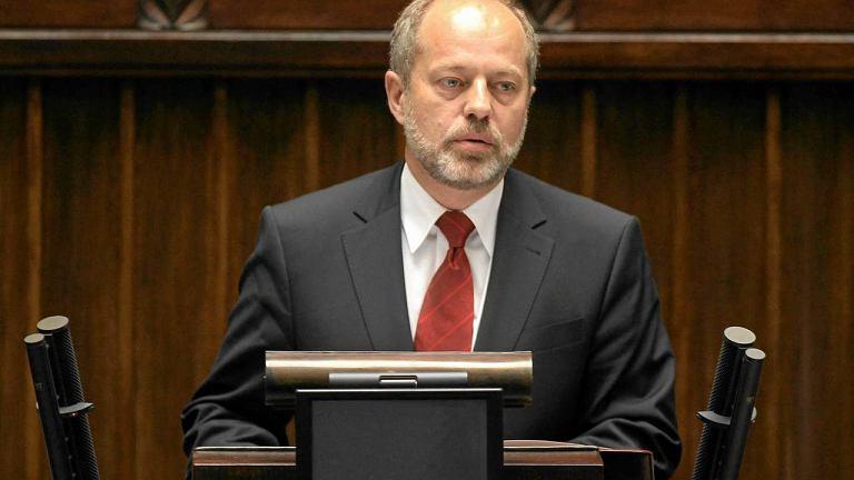 Jacek Jezierski, prezes NIK