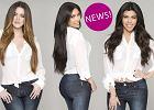 Siostry Kardashian promuj� kolekcj� d�ins�w dla kobiet z kr�g�o�ciami