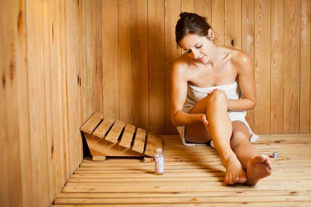 W saunie pozbędziesz się toksyn - Prawda czy Mit?