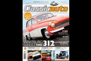 """Nowy numer magazynu """"Classic Auto"""" ju� w kioskach"""