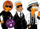 Osobisto�ci �wiata mody jako...Simpsonowie!