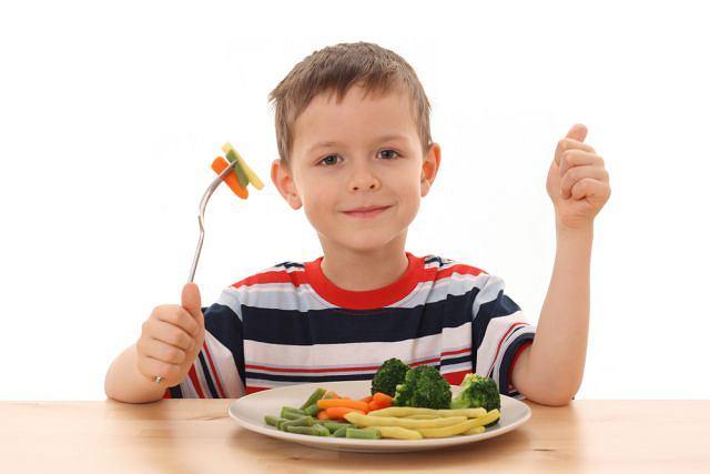 W diecie dziecka nie powinno zabraknąć żadnego składnika