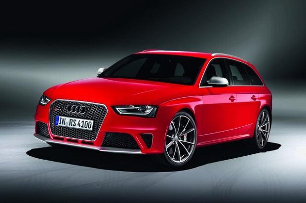Audi RS4 (B8) Avant, (fot. Audi)